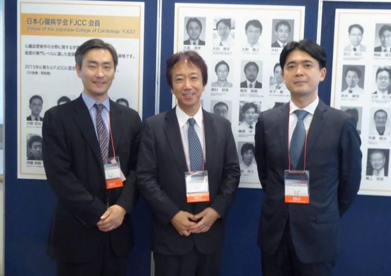 日本心臓病学会 FJCC 選出